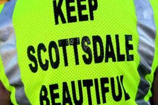 Scottsdale Scenic Drive Roadside Cleanup:  Saturday, October, 10, 2015, 7:45 AM