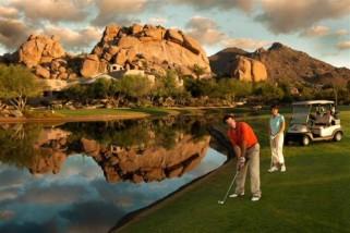 "Boulders Named ""Best Golf Resort in the Southwest"
