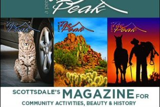 3 Month Campaign Attracts Attention to The Peak's New Online Magazine, Scenic Drive
