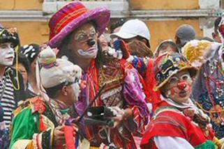 Walking in Beauty: Carnival
