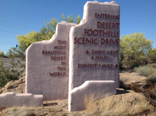 Save the Scenic Drive: Attorney, Scottsdale Property Owner Opposes Money & Land Grab