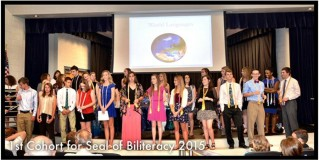 Cave Creek Graduates Receive a Seal of Biliteracy for Spanish, French and Chinese