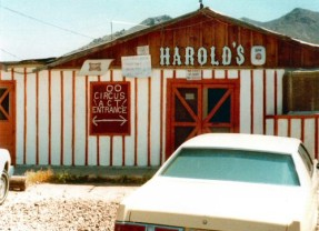 Month-long Celebratory Events in September Mark Harold's Corral's 80th Anniversary