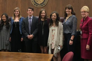 CCUSD Students Speak to AZ Legislators in Three Languages