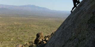 New McDowell Mountain Rock Climbing Guidebook Announced
