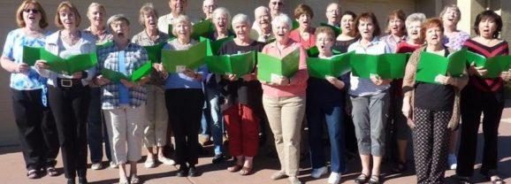 Joyful Sounds in Our Community