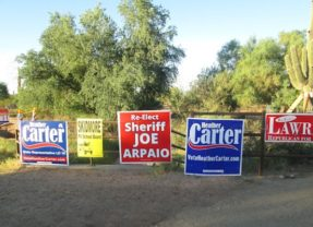 Candidates Bring Blight to MacDonald's Ranch, Scottsdale's Scenic Drive