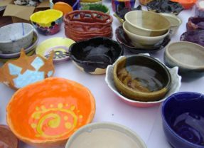 Empty Bowls Project Set for Oct. 21st at Harold's