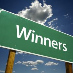 Everybody won! Peak Summer Fun Contest Gifts for Your Holidays!