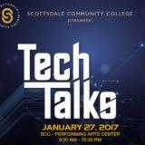 SCC Tech Talks Event  Covering Education & Tech, Jan. 27