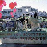 Mayor Bill Schrader, Volunteer Extraordinaire!