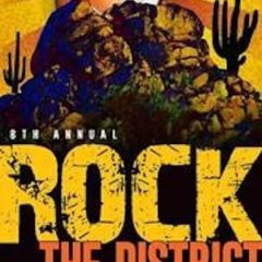 8th Annual Rock the District Concert Set for Sat., Mar. 4th