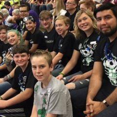 Sonoran Trails Middle School Robotics Team Wins Award